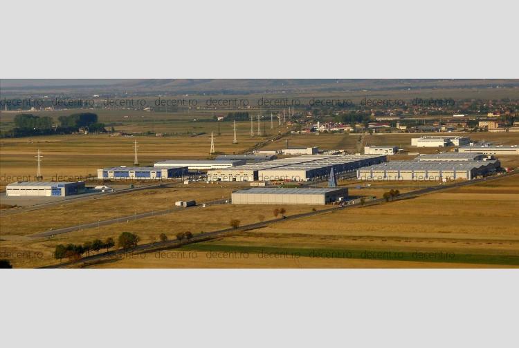 Teren industrial Prejmer, Brasov