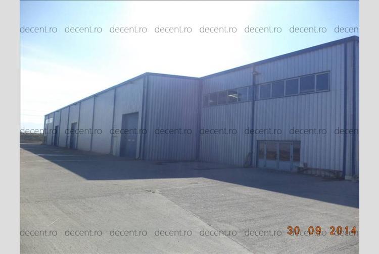 Spatiu industrial  zona Centura Ocolitoare, Brasov