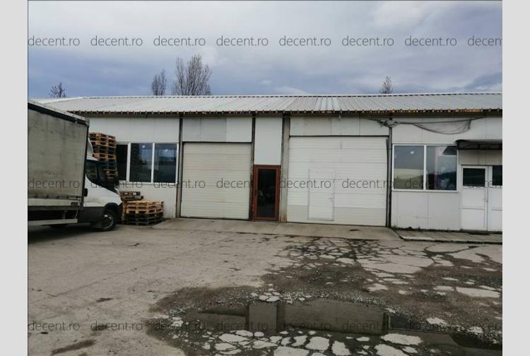 Hala industriala zona bartolomeu, Brasov