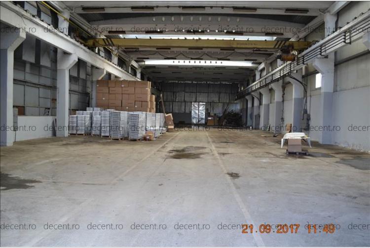 Hala industriala zona Astra, Brasov