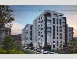 Platinum Residence, Tractorul, apartament 2 camere