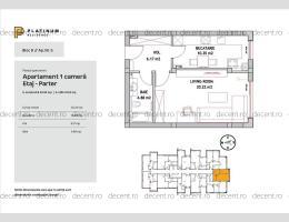 Apartament 3 camere, Zona Central, Brasov