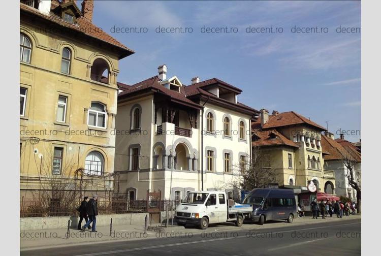 Casa Parcul Central, Brasov
