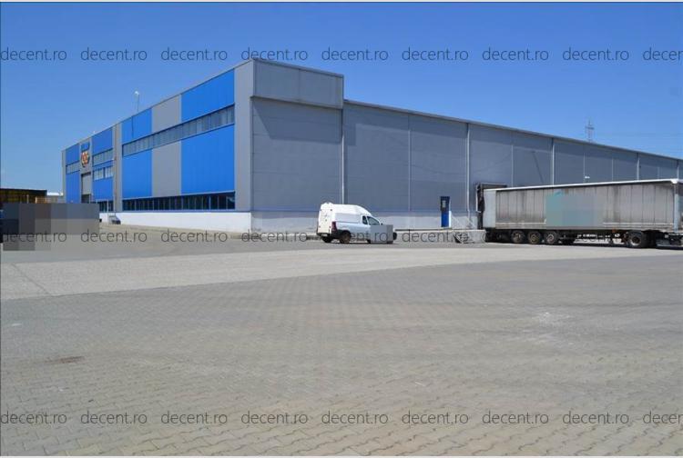Vanzare hala industriala Brasov, Parc Industrial Prejmer