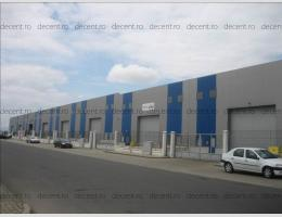 Hala industriala Prejmer, Parc industrial Graells