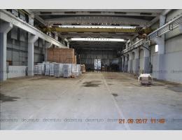 Inchiriere hala industriala zona Astra, Brasov
